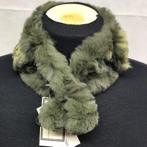 NWT- Collar Scarf